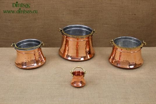 Copper Cauldrons - Bakratsi