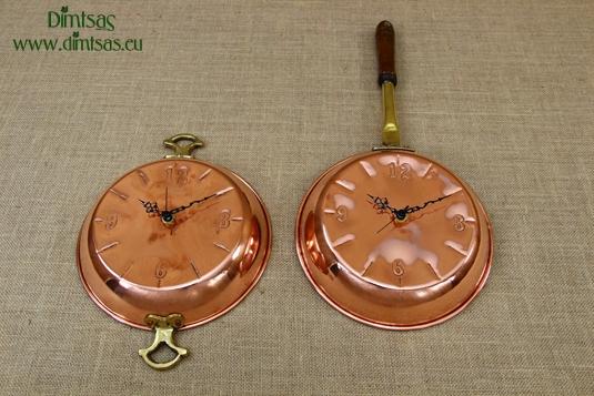 Copper Wall Clocks