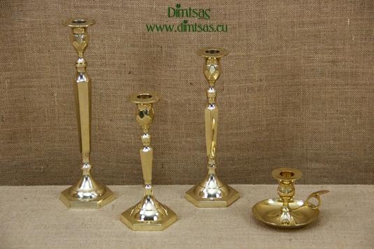 Bronze - Brass Candlestick