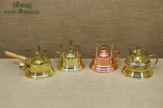 Vintage Copper Camping Stoves