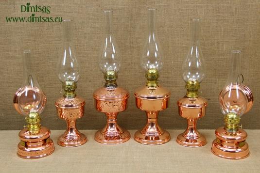Copper Oil Lamps