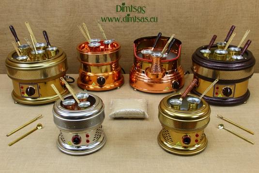 Copper Greek Coffee Sand Machine - Hovoli