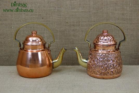 Copper Teapots