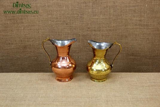 Copper - Brass - Bronze Jugs