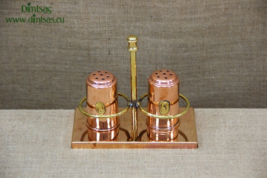 Copper Set for Salt & Pepper