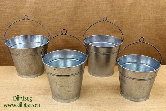 Galvanized Iron Buckets