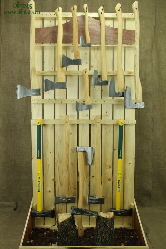 Splitting and Cutting Axes