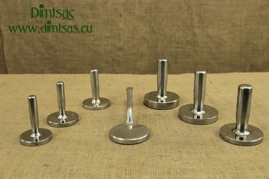 Stainless Steel or Bronze Meat Pounders