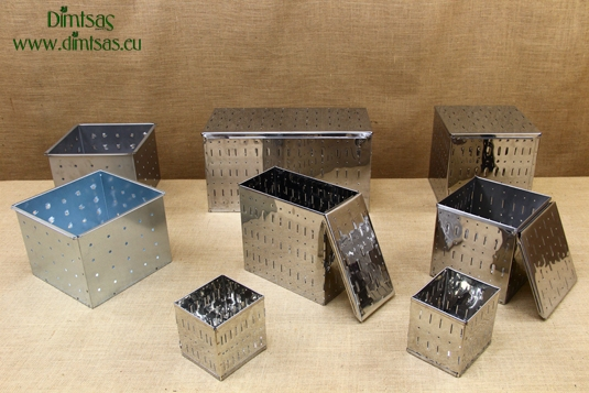 Square & Rectangular Stainless Steel Cheese Molds