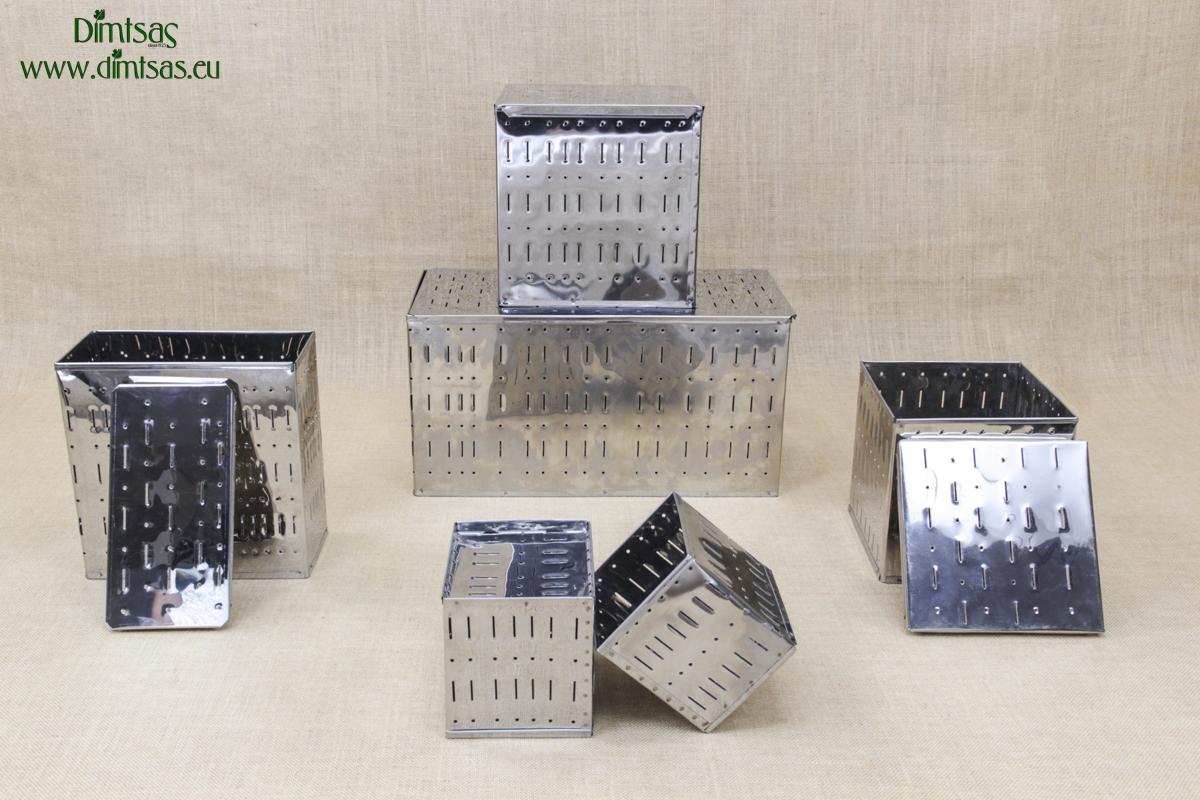 Ανοξείδωτα Καλούπια για Τυρί Τετράγωνα & Ορθογώνια
