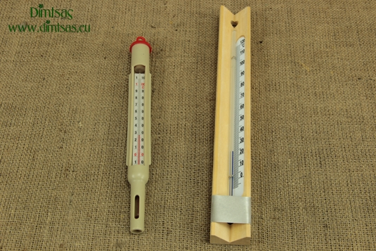 Thermometers for Cheese