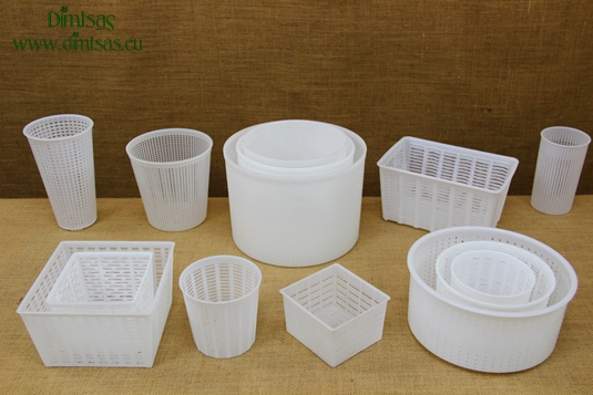 Plastic Cheese Molds