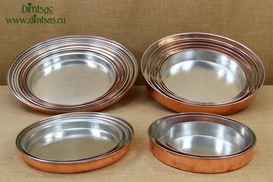 Copper Baking Pans