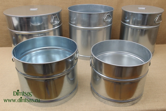 Galvanized Metal Sheet Cauldrons