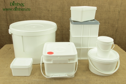Cheese Containers