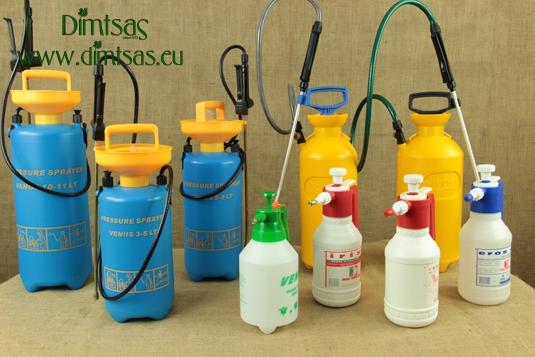 Pre-pressure Sprayers