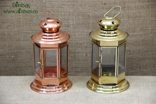Copper & Brass Lanterns