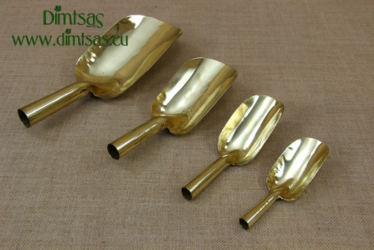 Brass Scoops