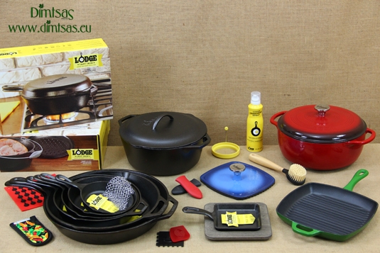 Lodge Cast Iron Cookware