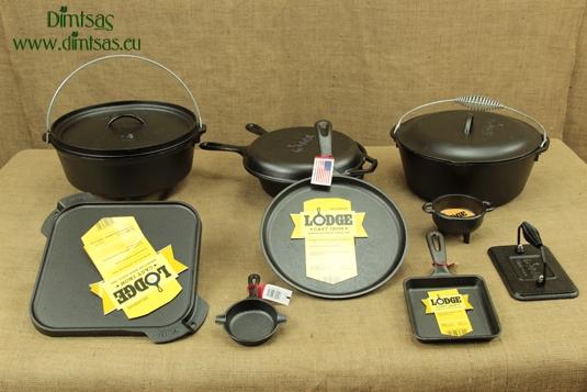Seasoned Cast Iron Cookware Lodge