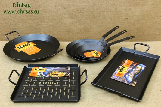 Carbon Steel Lodge Cookware
