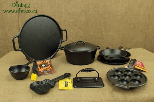 Lodge Cast Iron Specialty Cookware