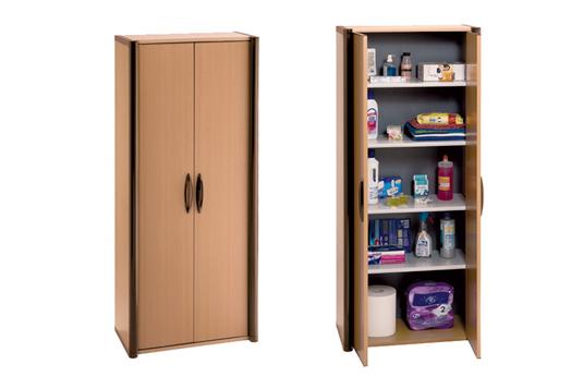 Plastic Cabinets - Closets