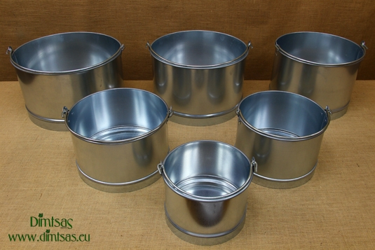 Galvanized Sheet Metal Churns