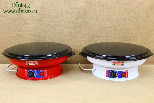 Electric Pancake Ovens - Saci