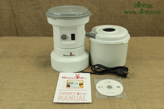 WonderMill Electric Grain Mills