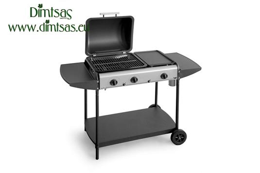 Gas Grills - BBQs - Rotisserie