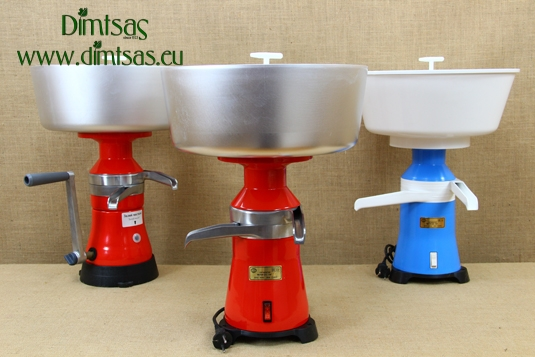 Milk Cream Separators Motor Sich