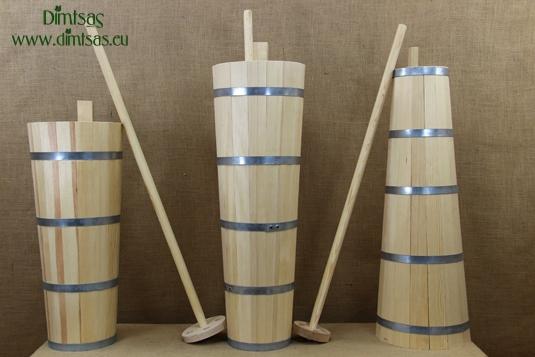 Traditional Wooden Butter Churns