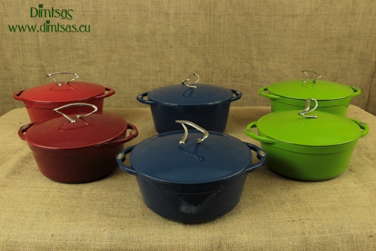 Enameled Cast Iron Dutch Ovens - Casseroles Special Edition