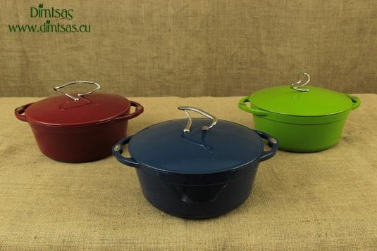 Enameled Cast Iron Dutch Ovens - Casseroles Special Edition 3.8 lit