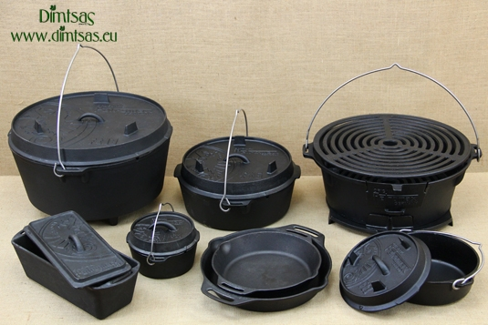 Μαντεμένια Σκεύη Μαγειρικής Petromax