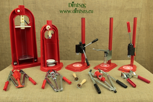 Bottle Cappers & Corking Machines