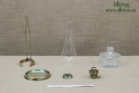 Spare Parts for Oil Lamps No5