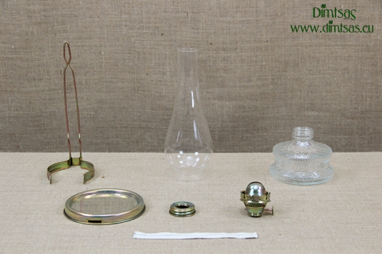 Spare Parts for Oil Lamps No8