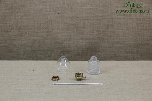 Spare Parts for Oil Lamps Luna