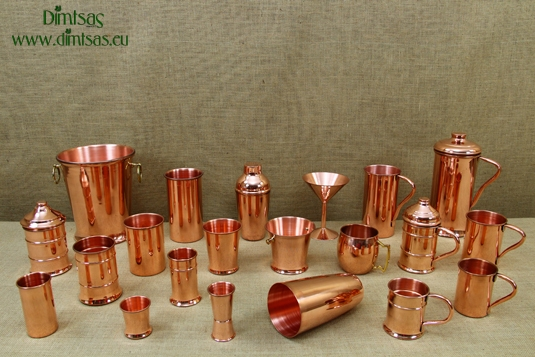 Copper Bar Accessories