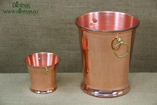 Copper Champagne Buckets - Ice Buckets
