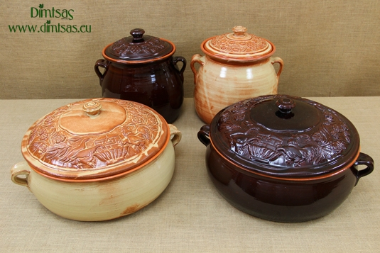 Clay Dutch Ovens Handmade Giant