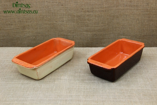 Clay Loaf Pans
