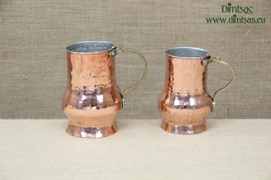 Copper Pannikins - Jugs