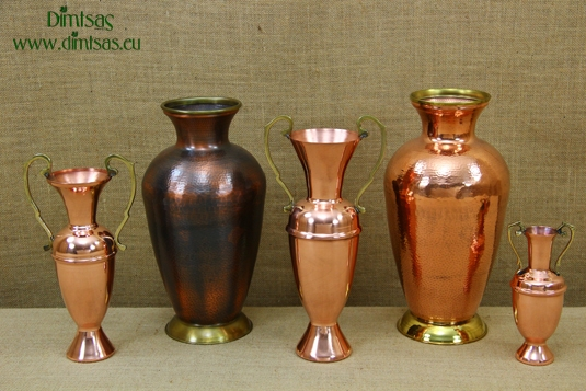 Copper Vases & Copper Amphoras