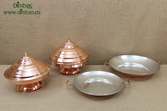 Copper Serving Platters