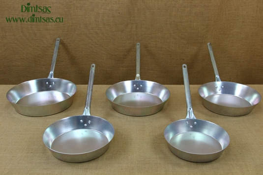 Aluminium Frying Pans Heavy-Duty Collection 2