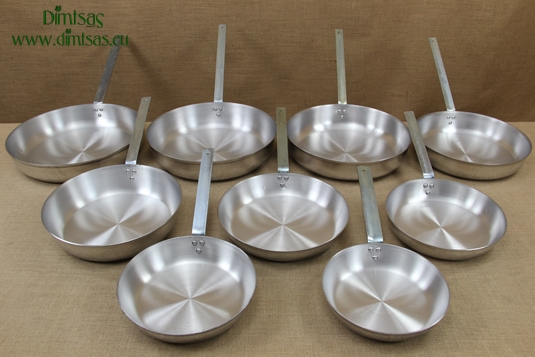 Aluminium Frying Pans Heavy-Duty Collection 1