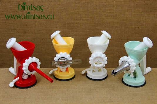 Plastic Cookies Makers